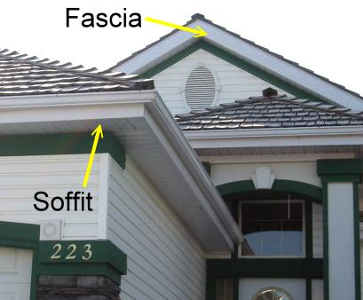 Power Smart Soffit Fascia And Eavetrough